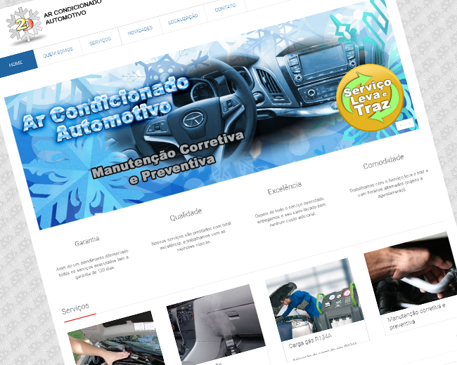Site 2D Ar Condicionado Destaque