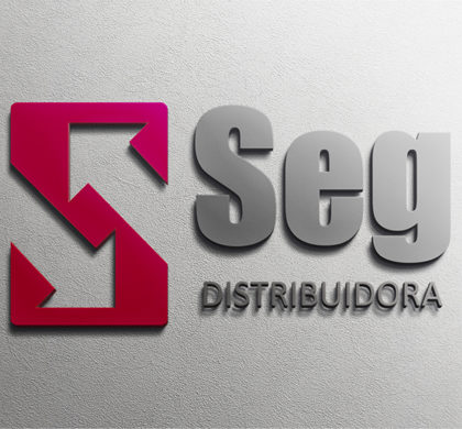 Logotipo Seg Distribuidora