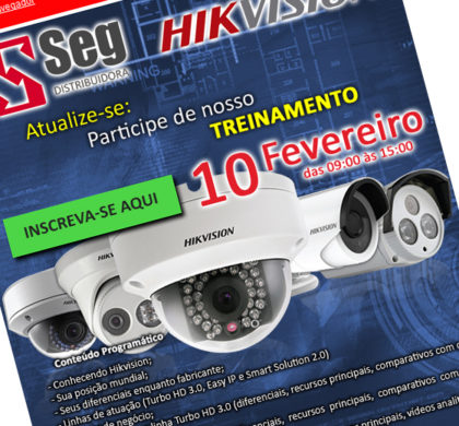 Newsletter Seg Distribuidora Hikvision Destaque