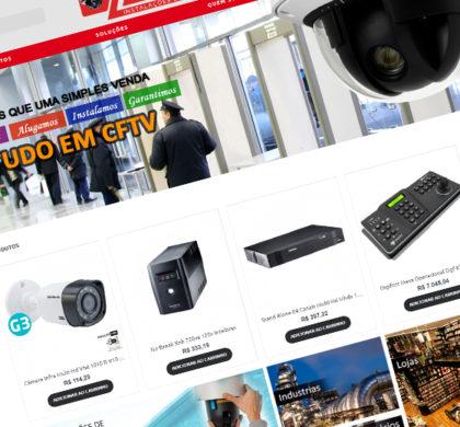 Loja Virtual AGA Instalações Destaque