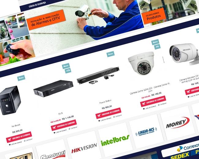 662e292dc Loja Virtual ISM Alarmes CFTV