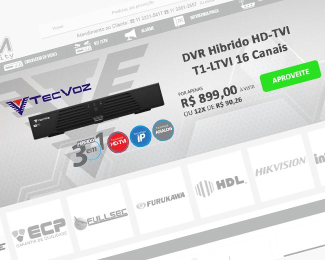 Banner Tecvoz DVR