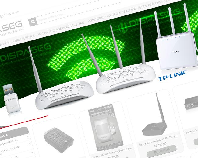 Banner TP-Link - Dispaseg