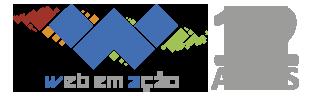 logotipo Web em Ação site