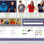 Loja Virtual CZ10 Rodapé Página Inicial