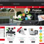 Loja Virtual Pro Imagem CFTV Topo